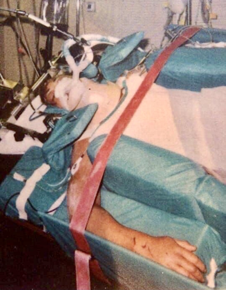 Cynthia Rotenberger Car Accident September, 8, 1990