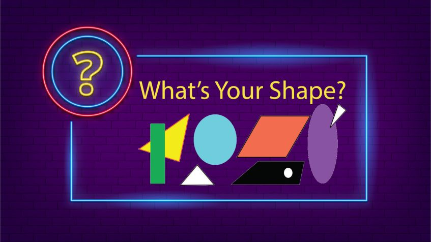 What Shapes Are Your Characters?