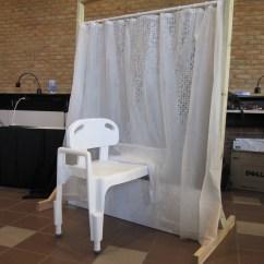 Transfer Chair Shower Bedroom Cad Block Bench