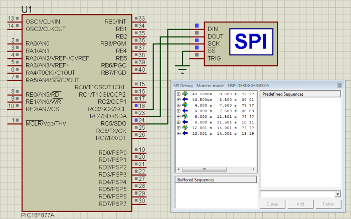 SPI Tutorial With PIC Microcontrollers | Serial Peripheral Interface