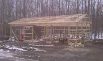 YMR under construction