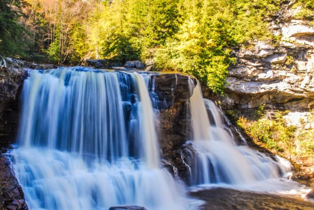 Blackwater Falls - A Deep Creek Day Trip