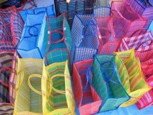 Mexican Shopping bags
