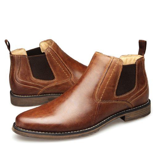 Top Quality Men Chelsea Boots