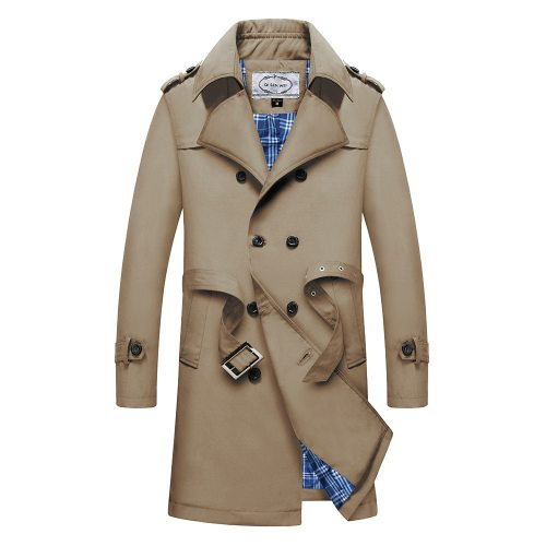 New Trench Coat Men