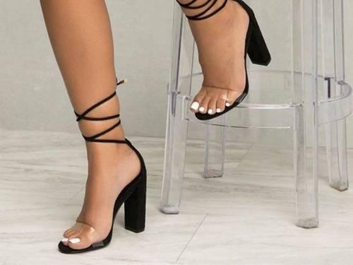 Fashionable Stiletto Heels