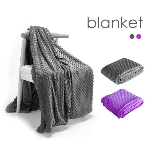 Soft Breathable Weighted Blanket