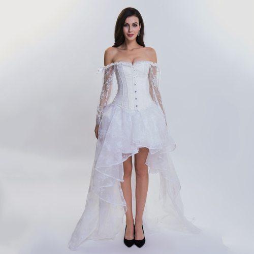 Elegant Corset Dress