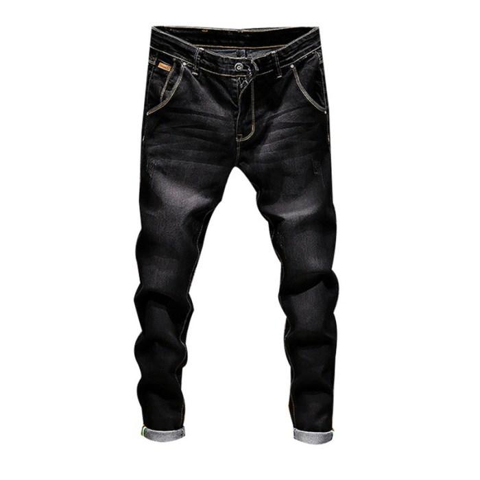 Classic Casual Men Jeans