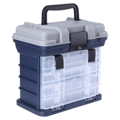 Portable Multi-Layer Tackle box