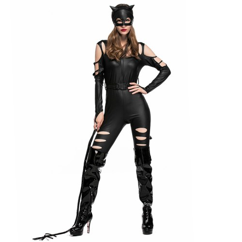 Sexy Carnival Catwoman Costume