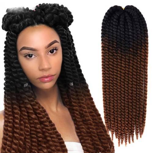 Twist Hair crochet braids