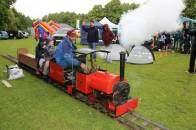 Lightwater Fete 2013 - Alan Meeks and Mike Hillman (37)