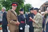 Freedom of thee Borough Parade - RMA - Windlesham and Camberley Camera Club (105)