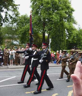 Freedom of thee Borough Parade - RMA - Windlesham and Camberley Camera Club (12)