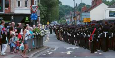 Freedom of thee Borough Parade - RMA - Windlesham and Camberley Camera Club (43)
