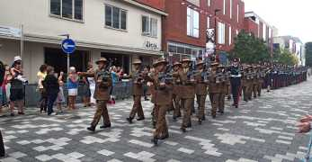 Freedom of thee Borough Parade - RMA - Windlesham and Camberley Camera Club (82)