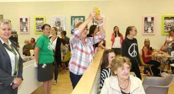 Macmillan Coffee Morning & Flash Mob 28