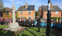 Lightwater Remembrance 2014 - 39