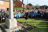 Lightwater Remembrance 2014 - 50