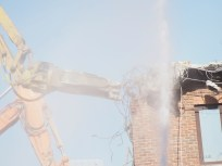 Pembrook House - Demolition - Camberley - Paul Deach 23