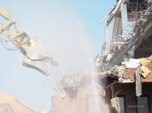 Pembrook House - Demolition - Camberley - Paul Deach 34