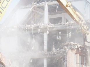 Pembrook House - Demolition - Camberley - Paul Deach 47