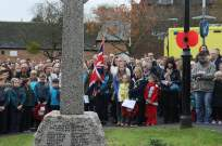 Lightwater Remembrance 2015 No 32