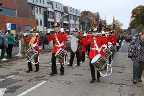 Surrey Heath Remembrance Parade 201516