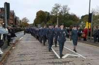 Surrey Heath Remembrance Parade 201521