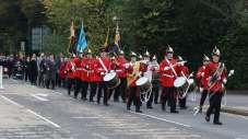 Surrey Heath Remembrance Parade 201538