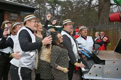 Windlesham Pram Race 2015 - Alan Meeks 3