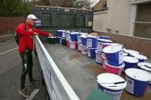 Windlesham Pram Race 2015 - Alan Meeks 85