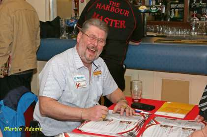 Lakeside BDO Darts 2 Jan 2016 - Alan Meeks 1