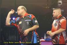 Lakeside BDO Darts 2 Jan 2016 - Alan Meeks 71