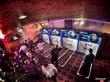 Lakeside World Darts Championship 2015 - Deachy - 57