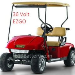 Western Golf Cart 42 Volt Wiring Diagram Hospital Battery Replacement Guide Call Today 619 448 5323