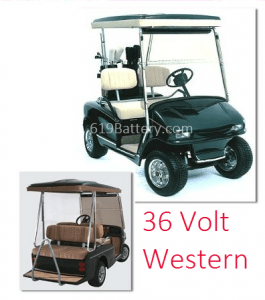 western golf cart 42 volt wiring diagram bosch e bike battery replacement guide call today 619 448 5323