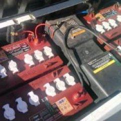 Club Car Precedent 12 Volt Battery Wiring Diagram 12n Electrics Golf Cart San Clemente
