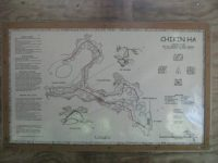 Cenote Chikin Ha - plan de la plongée caverne