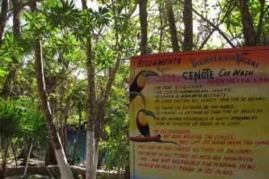 Bienvenue au Cenote Carwash