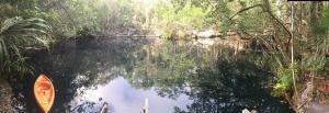 buceo en cenote