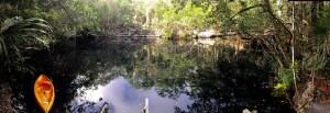 Cenote Angelita - Plongée profonde