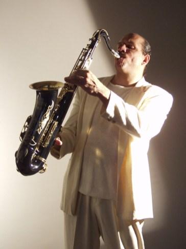 David Carr, Jr. on Tenor Saxophone
