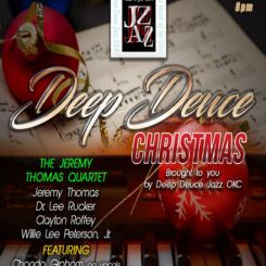 Deep Deuce Jazz OKC Presents - Deep Deuce Christmas