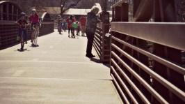 Lake Fayetteville Bridge