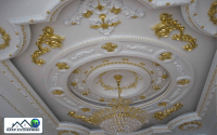 Design Of Ceiling With Plaster Paris