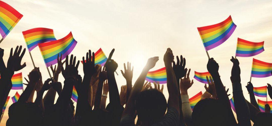 Image result for Pride Month Returns, I'll Have None