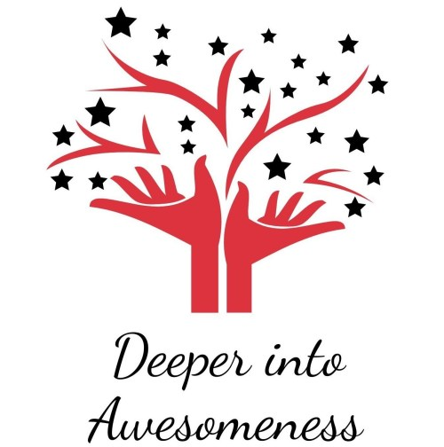 small resolution of dig deeper into your awesomeness by discovering new ways to view yourself and uncover your gifts you re awesome i m awesome
