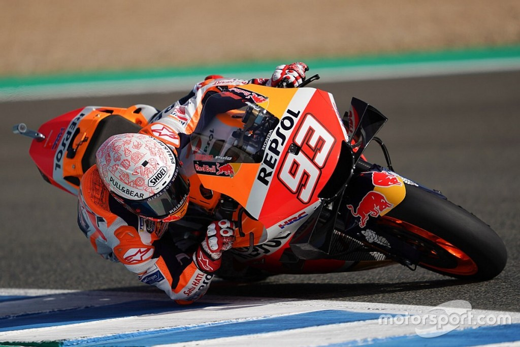 marc marquez back in 2021 deepersport